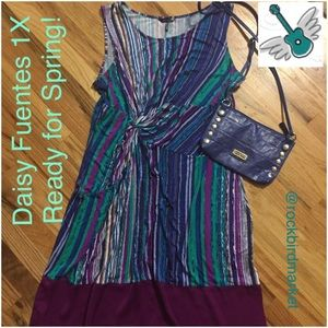 Daisy Fuentes Dresses & Skirts - Airy Daisy Fuentes Dress - get ready for spring!