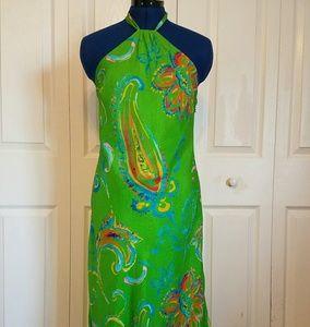 Ralph Lauren Blue Label Silk Dress