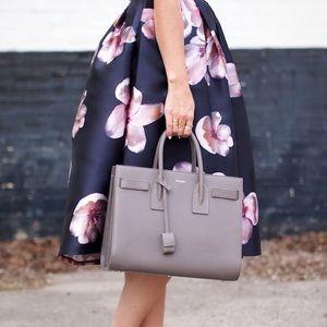 Chicwish Dresses & Skirts - 🌸Peach Blossom Midi Skirt