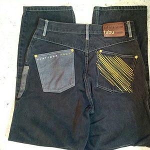 Other - Mens Platinum FUBU jeans