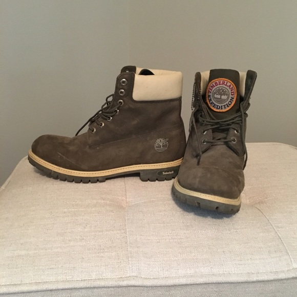 RARE Timberland Expedition Boots