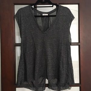 Wilfred Tops - open back tee