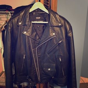 Wilsons Leather Other - Leather Biker Jacket