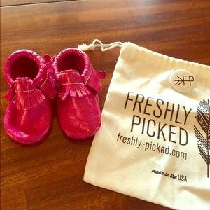 Freshly Picked Shoes - Freshly Picked Moccasins Sz 2 MOCS