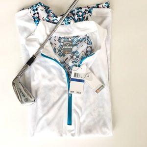 Callaway Tops - Callaway Golf Shirt - Hawaiian Ocean