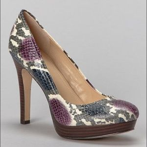 Calvin Klein Kendall pumps 7 1/2 sexy heels