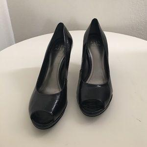 Alex Marie Shoes - Alex Marie peep toe heels