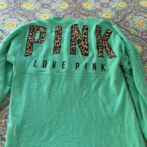 VS PINK XS Campus Crew