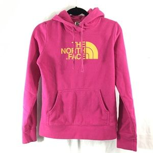The North Face Jackets & Blazers - North Face pink hoodie