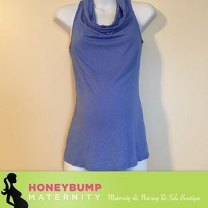 Gap maternity tank size small