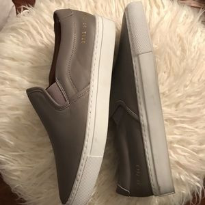 Common Projects Shoes - Common Projects Woman Slip On Sneakers