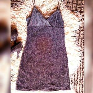 Rhapsody Dresses & Skirts - Silver Sparkle Dress