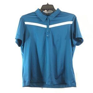 Nike Other - NikeGolf blue NikeFitDry short sleeve