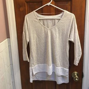 Primark Other - NWOT Primark Lounge Top Cream and White Size 6/8