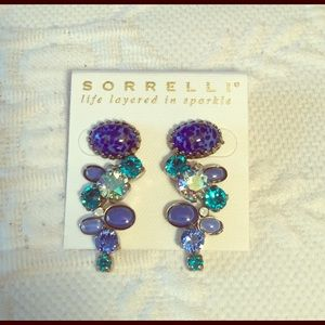 Sorrelli Jewelry - Sorrelli Swarovski Crystal Drop Earrings