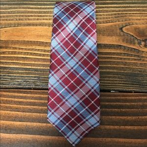 The Tie Bar Other - Plaid tie