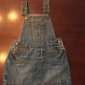 GAP Other - Baby Gap Overall Skirt