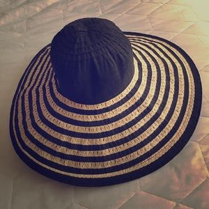 San Diego Hat Company Accessories - 🍒SALE🍒 Wide Brim Beach Hat