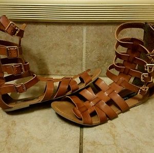 Not Rated Shoes - Not Rated Gladiator sandal