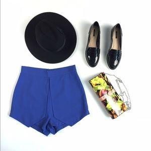 Style Link Miami Pants - ROYAL BLUE SKORT