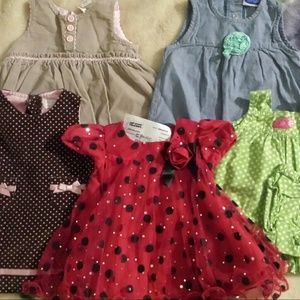 Carter's Other - Baby girl Newborn size dresses
