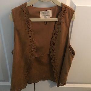 New Zara Vest