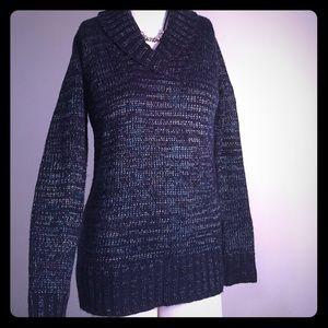 Relativity Sweaters - Cozy Blue Sweater