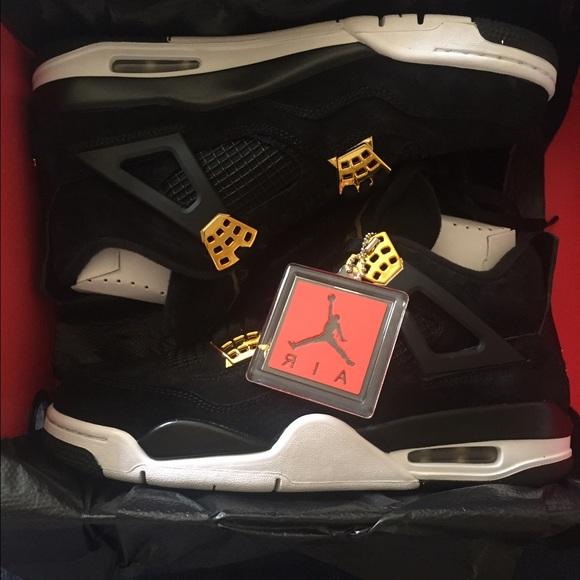 on sale dec81 7a80f Jordan royalty 4s