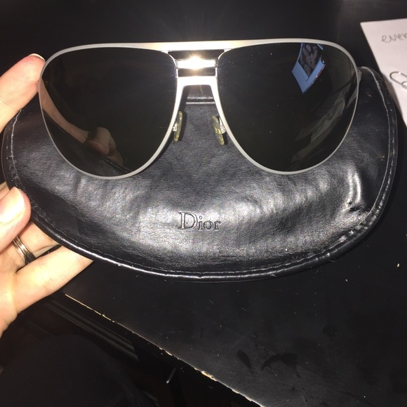 0f21c5a3944e Christian Dior Other - Christian Dior Dior Homme Aviator Sunglasses