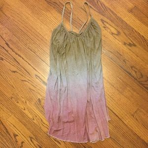Tie dye Dress Top