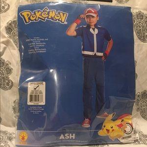 Pokemon Other - Pokémon Ash costume