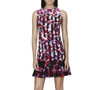 PETER PILOTTO RUFFLE DRESS