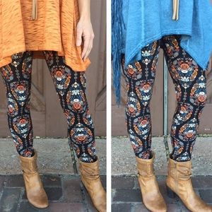 Boutique Hawaii Pants - SPRING🌷PAISLEY PRINT BUTTERY SOFT LEGGINGS