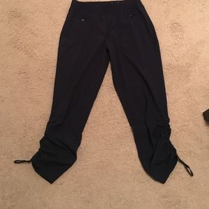 tek gear Pants - Navy blue cropped leisure pants