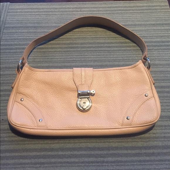 489bf3d8c597 Burberry Handbags - Burberry cream shoulder purse plaid interior