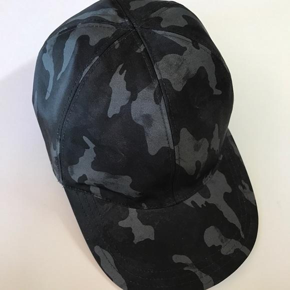 Prada Men s Camouflage Hat. M 589d1af4713fde45ab026dc3. Other Accessories  ... bf42c2b0d856