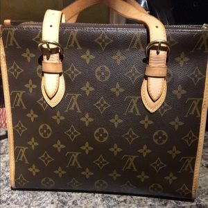 Louis Vuitton Monogram Popincourt Haut Tote Bag 43fd4253c5