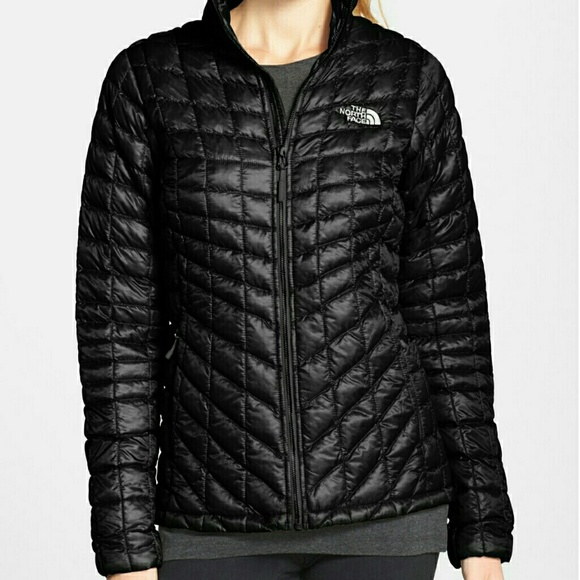 11a95f994 Womens The North Face thermoball full zip jacket
