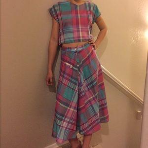 Koret Dresses & Skirts - Vintage Koret skirt set size 6 Petites