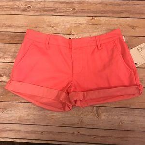 Roxy Pants - NWT Hot Pink Roxy Shorts Size 3