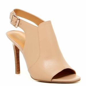 Charles David Shoes - Isabella Leather Heel