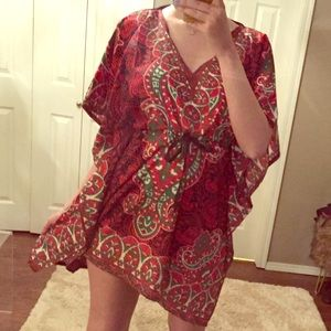 Anthropologie Dresses & Skirts - 70's VINTAGE Glam Caftan