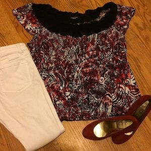 Perfection Tops - Women's satin blouse and/or whole outfit