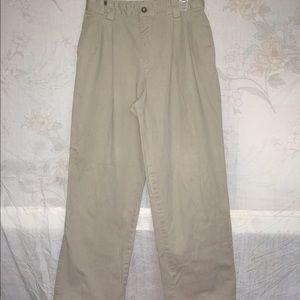 Boys Covington Khaki Dress Pants or School Uniform