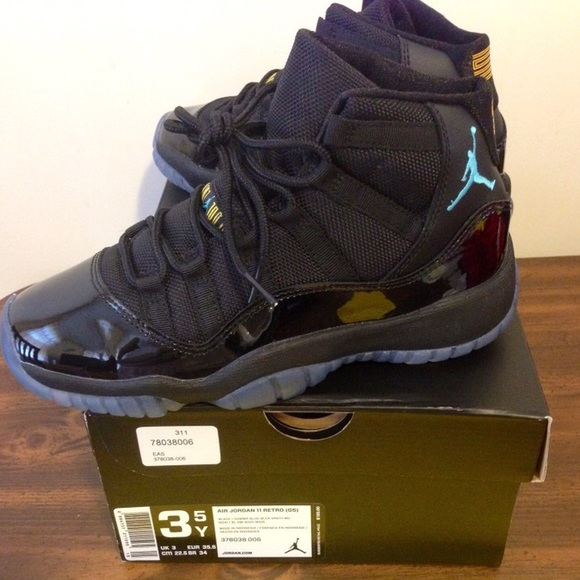 Deadstock Air Jordan 11 Retro Gamma Blue XI 11 2b076be87