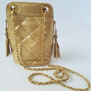 🚫SOLD🚫Quilted Vintage Shoulder Bag
