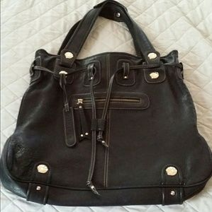 Gustto Handbags - Gustto large  leather bag
