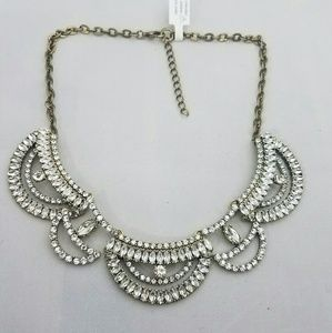 rocksbox  Jewelry - Necklace with crystals NWOT