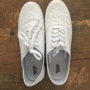 Mossimo Supply Co. Shoes - White Mossimo Tennis Shoes
