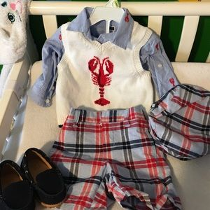 Other - Janie and jack outfit. Worn twice. Like new.